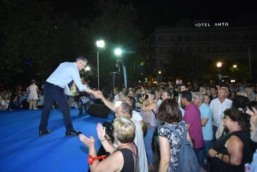 """Κώστας Καραγκούνης: «Από την πλατεία Δημοκρατίας στάλθηκε μήνυμα αισιοδοξίας ότι επιτέλους η χώρα θα γυρίσει στην κανονικότητα"""""""