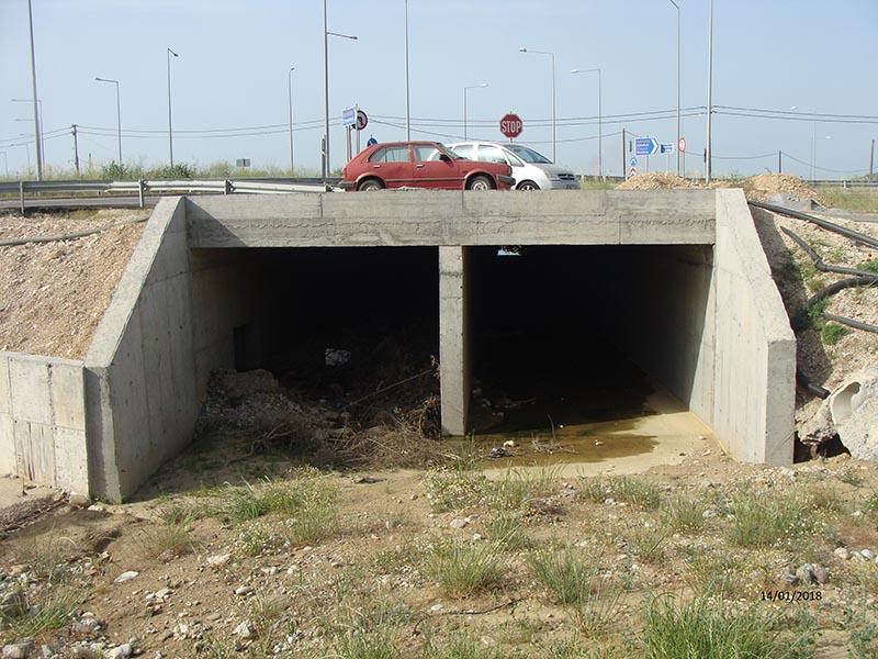 Μεσολόγγι: Εξώδικο από κατοίκους που καταγγέλλουν κίνδυνο νέας πλημμύρας