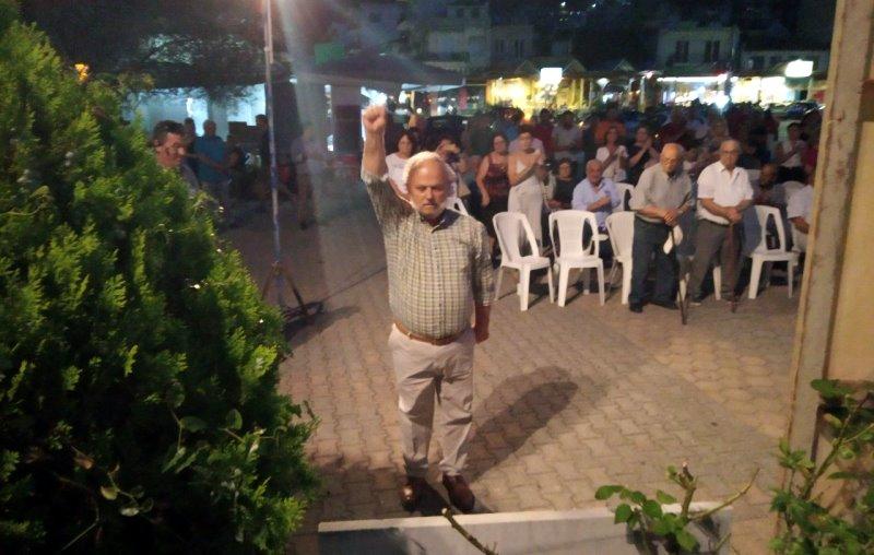 ΚΚΕ-ΠΕΑΕΑ-ΔΣΕ: Εκδήλωση για τη Μάχη της Αμφιλοχίας