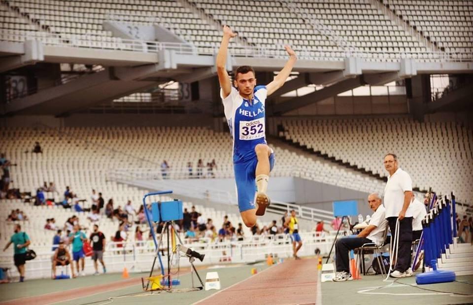 Πανελλήνιο Πρωτάθλημα Κλασικού Αθλητισμού: Στους προκριματικούς ο Αγρινιώτης Κ. Σαράκης