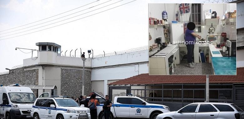 Φυλακές Κορυδαλλού: Τι απαντούν για το σουβλατζίδικο υπουργείο και σωφρονιστικοί