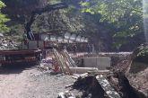 Δήμος Θέρμου: Εντείνονται οι εργασίες για την κατασκευή της γέφυρας στην Κοσίνα Κοκκινόβρυσης