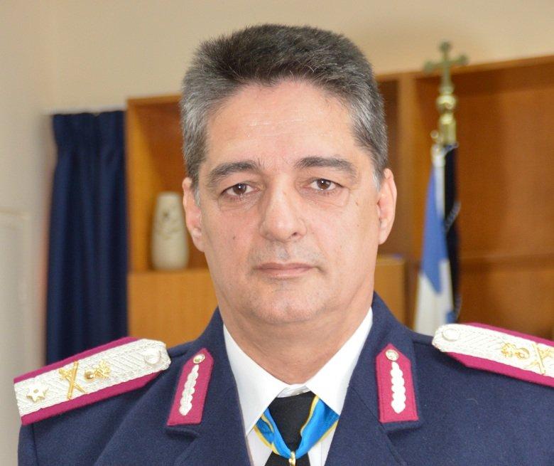 """Το """"αντίο"""" του απερχόμενου Γενικού Αστυνομικού Διευθυντη Δυτικής Ελλάδος"""