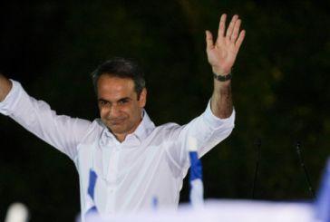 Αφήνει το Μέγαρο Μαξίμου ο Μητσοτάκης -Μετακομίζει το πρωθυπουργικό γραφείο στο υπ. Διοικητικής Μεταρρύθμισης