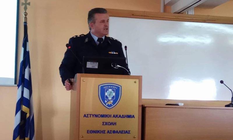 Ο Αγρινιώτης Μάνθος Γιαννούλης νέος Αστυνομικός Διευθυντής Κέρκυρας