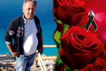 Θλίψη για τον θάνατο του Γιώργου Ματσέλου στην Αμφιλοχία