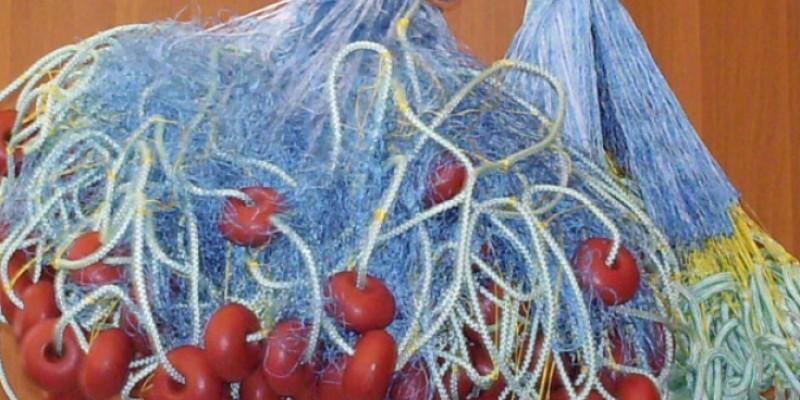 Έριξε παράνομα δίχτυα για ψάρεμα στον Αμβρακικό