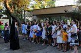 Η γιορτή λήξης της κατασκήνωσης θηλέων της Μητρόπολης Ναυπάκτου (φωτο)