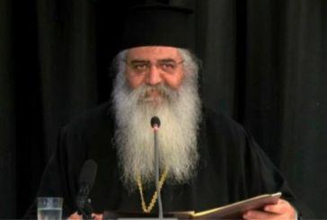 Μητροπολίτης Μόρφου: «Ζήτησα από την Παναγία να μου δώσει μετά τη γιορτή της ένα… κορωνοϊούλη»