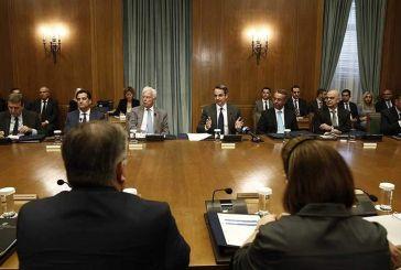 Κυρ. Μητσοτάκης στο υπουργικό: Aπόλυτη εμπιστοσύνη στις δυνατότητές μας να αλλάξουμε την Ελλάδα (βίντεο)
