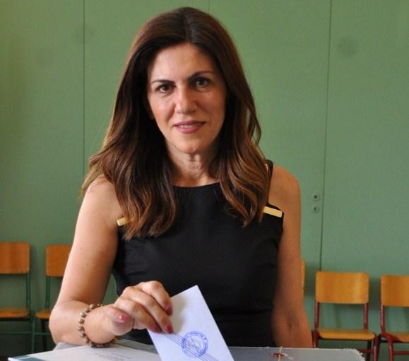 Γεωργία Μπόκα: Αύριοξημερώνει για τον Νομό μας και την Πατρίδα μας μια καλύτερη μέρα