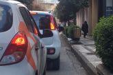 Η μάχη του πάρκινγκ στις συγκεντρώσεις στο κέντρο του Αγρινίου