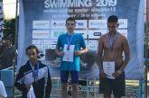 Θανάσης Μπουρόπουλος: ο νεαρός Ναυπάκτιος με τρία μετάλλια στο Πανελλήνιο πρωτάθλημα κολύμβησης