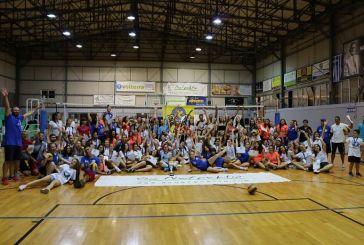 O Τελαμώνας Σαλαμίνας νικητής στο 3ο Διεθνές Τουρνουά Βόλεϊ Κορασίδων στη Ναύπακτο