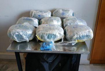 Ανακοινώσεις της αστυνομίας για την περιπετειώδη σύλληψη διακινητών χασίς στην Αμφιλοχία