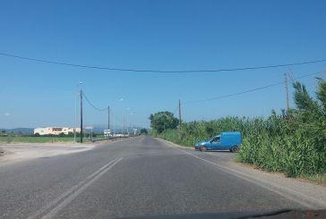 Η επικινδυνότητα της διασταύρωσης ΝΑΤΟ στο δρόμο Αγρίνιο-Καλύβια