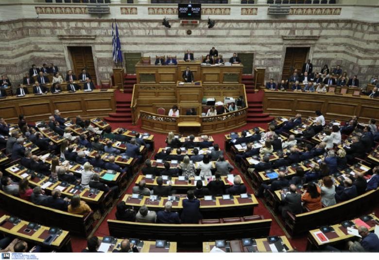 Ψηφίστηκε με ευρεία πλειοψηφία το φορολογικό νομοσχέδιο