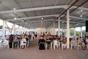 Η γιορτή λήξης της κατασκήνωσης των εκπαιδευομένων του «Παναγία Ελεούσα» (φωτο)