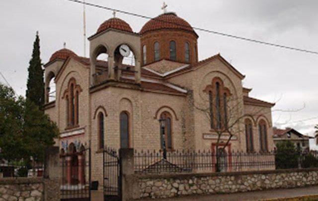 Εορτάζει ο Ιερός Ναός Αγίου Παντελεήμονος Κυψέλης