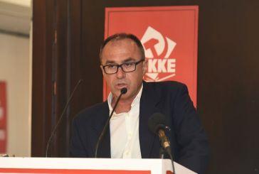 Περιοδείες και ομιλίες από τον βουλευτή του ΚΚΕ Ν. Παπαναστάση στην Αιτωλοακαρνανία