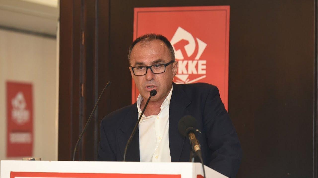 Νίκος Παπαναστάσης: Ποιός είναι ο νέος βουλευτής Αιτωλοακαρνανίας του ΚΚΕ