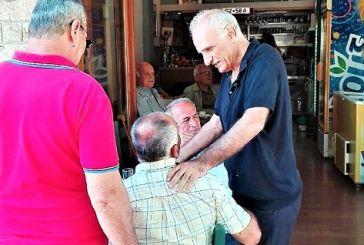 """Γ. Βαρεμένος: """"Να μας κρίνετε με βάση τα όσα πράξαμε για την Αιτωλοακαρνανία"""""""