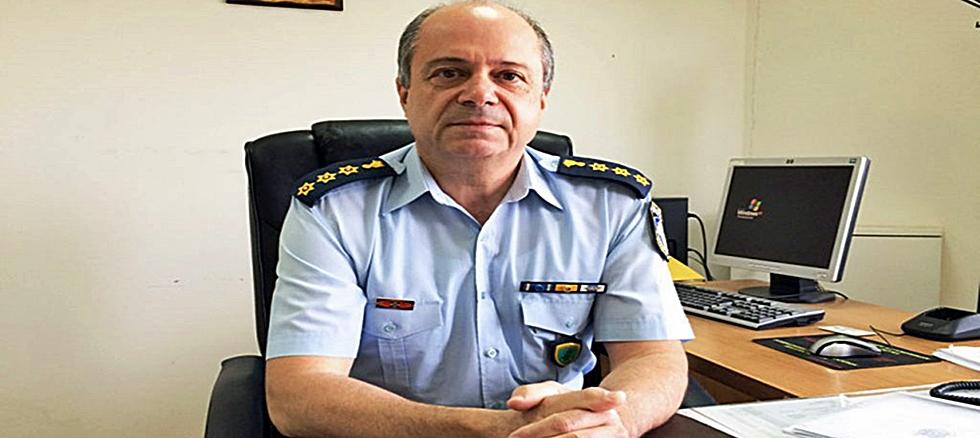 Ο Παναγιώτης Πετσίνης νέος επικεφαλής της Αστυνομίας στο Αγρίνιο,παραμένει ο Νταλαχάνης στο Μεσολόγγι