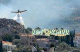 Μεγάλη πυρκαγιά στο Ναύπλιο: Κινδυνεύουν σπίτια