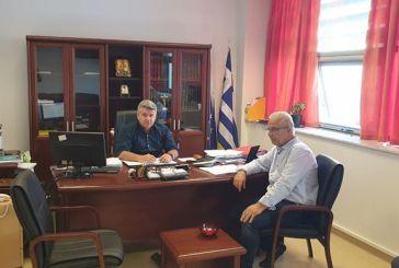 Ο Σάκης Τορουνίδης στο Νοσοκομείο Αγρινίου: «Οι πολίτες δεν ξεχνούν την παράταξη που δημιούργησε το ΕΣΥ»