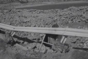Σπάνιο φιλμ του 1966 από τον τότε φονικό σεισμό στην Αιτωλοακαρνανία