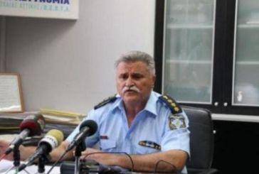 Τοποθετήθηκαν οι Υποστράτηγοι της Ελληνικής Αστυνομίας-O Σπανουδάκης στη Δυτική Ελλάδα