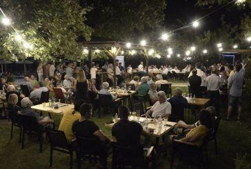 Δυναμική Σπήλιου Λιβανού έδειξε και η συγκέντρωση διαλόγου στη Ναύπακτο