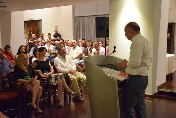Mε τη Ζανέτ Τσίπρα η δυναμική συγκέντρωση  του Σταύρου Καραγκούνη στο Αγρίνιο
