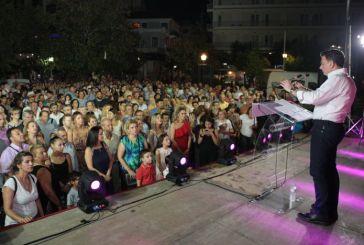 Θάνος Μωραΐτης: Το Αγρίνιο έστειλε μήνυμα νίκης (φωτο & video)