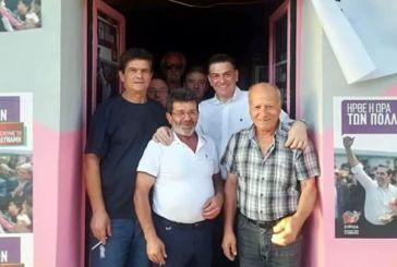 Θάνος Μωραΐτης: «Μηνύματα αισιοδοξίας παντού-οι πολίτες γνωρίζουν…»
