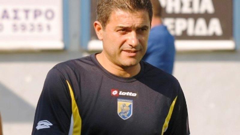 Α' ΕΠΣΑ: Ο Παπαχρήστος νέος προπονητής του ΑΟ Αγρινίου
