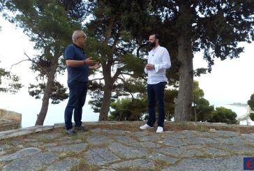 Σάκης Τορουνίδης εφ' όλης της ύλης (video)