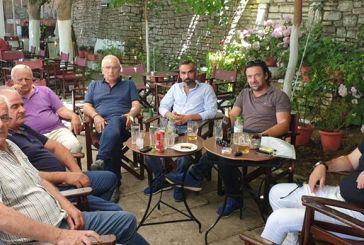 Σάκης Τορουνιδης από την Αμφιλοχία: «Το ΚΙΝΑΛ – ΠΑΣΟΚ είναι η δύναμη εξόδου από την κρίση»