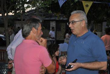 Ο Σάκης Τορουνίδης σε χωριά της Δ.Ε. Στράτου και στις εκδηλώσεις για την Παναγία Βλαχερνών