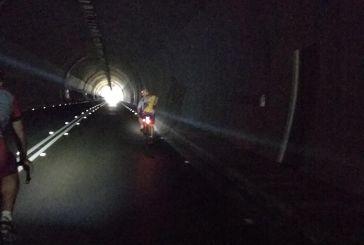 Παραμένει χωρίς φωτισμό η σήραγγα Αγίου Ηλία-αγανάκτηση σε οδηγούς και ποδηλάτες