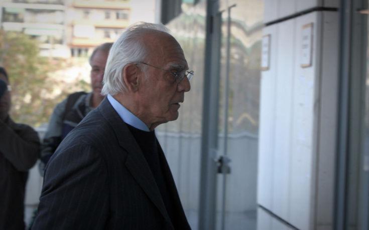 Στο Σισμανόγλειο σε κρίσιμη κατάσταση ο Ακης Τσοχατζόπουλος -Υποβάλλεται σε σειρά εξετάσεων