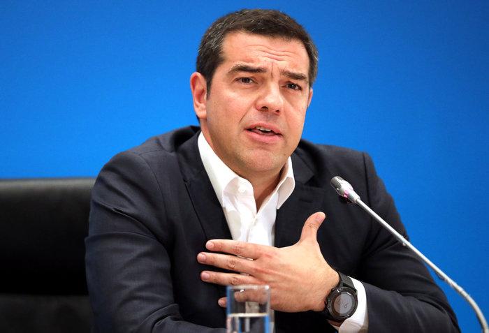 Αλέξης Τσίπρας: Το αποτέλεσμα δεν ήταν στρατηγική ήττα για τον ΣΥΡΙΖΑ