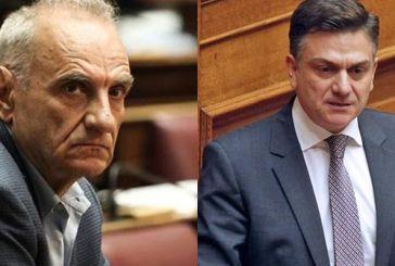Γιώργος Βαρεμένος και Θάνος Μωραϊτης οι δύο βουλευτές Αιτωλοακαρνανίας του ΣΥΡΙΖΑ