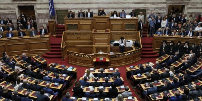 Η Βουλή εκλέγει Πρόεδρο τον Κώστα Τασούλα, θα τον ψηφίσει η αντιπολίτευση