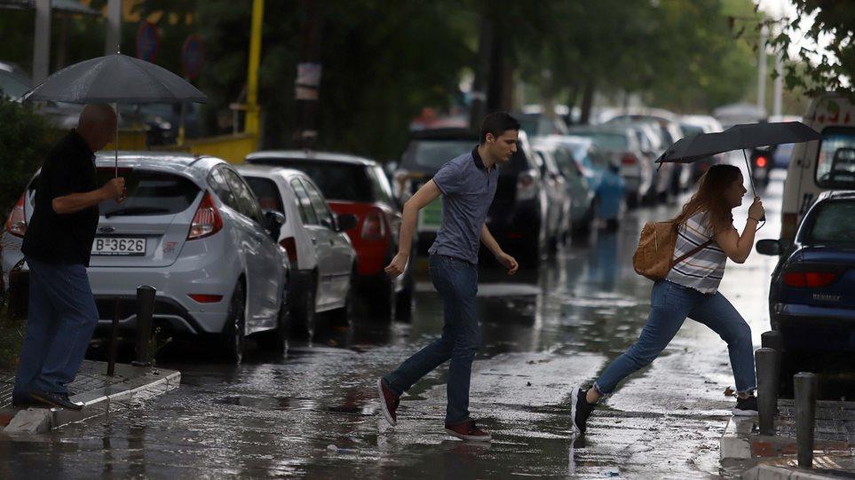 O καιρός σήμερα Τρίτη και αύριο Τετάρτη στην Αιτωλοακαρνανία