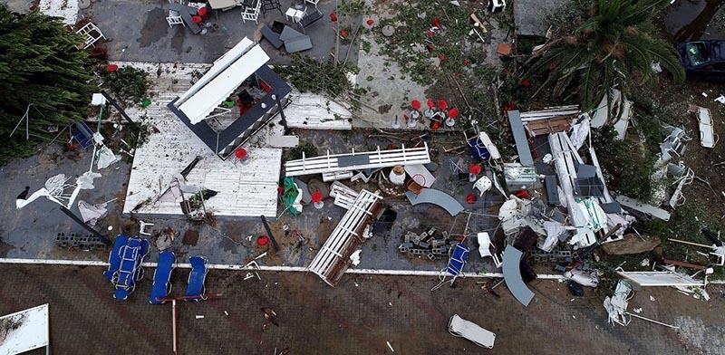 Συναγερμός στη Χαλκιδική για το νέο κύμα κακοκαιρίας – Σε ετοιμότητα μετά την καταστροφή