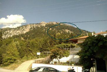 Τα άγνωστα ορεινά σύνορα Αιτωλοακαρνανίας και Άρτας