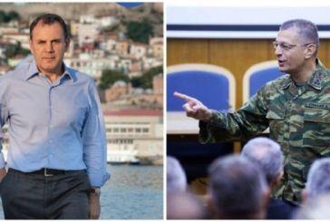 Παναγιωτόπουλος – Στεφανής: Ποιά είναι η ηγεσία του υπουργείου Άμυνας