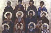 Εκκλησιασμός των μελών του Πανευρυτανικού Συλλόγου για την εορτή των Αγίων Ευρυτάνων