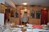Γιορτάζει το παρεκκλήσι του Αγίου Φανουρίου στο Παναιτώλιο